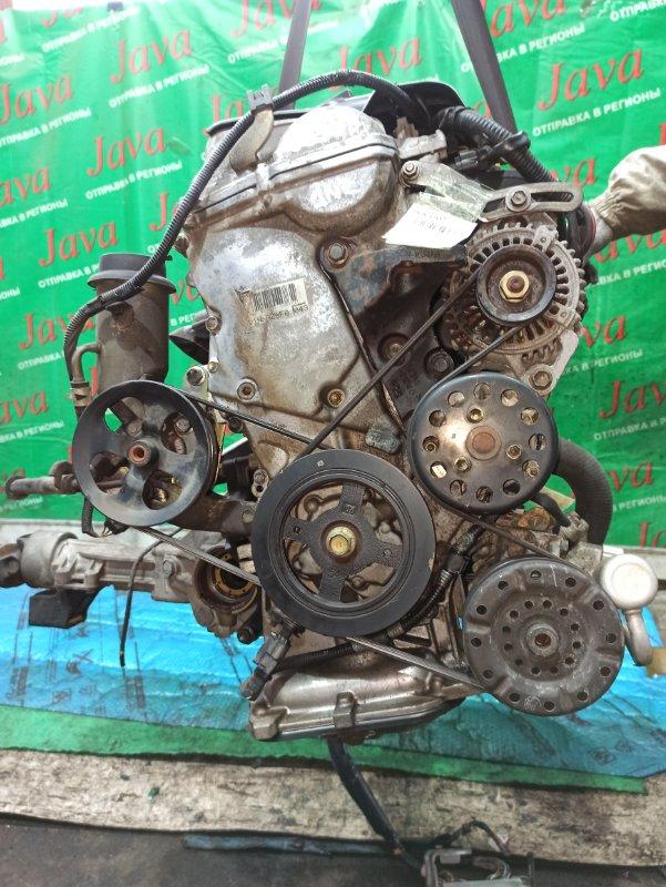 Двигатель Toyota Ist NCP65 1NZ-FE 2003 (б/у) ПРОБЕГ-68000КМ. 4WD. МЕХ.ЗАСЛОНКА. +КОМП. ПОД А/Т. СТАРТЕР В КОМПЛЕКТЕ.