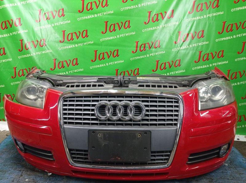 Ноускат Audi A3 8P1 BLR 2006 передний (б/у) КСЕНОН. ТУМАНКИ. WAUZZZ8P16A078371
