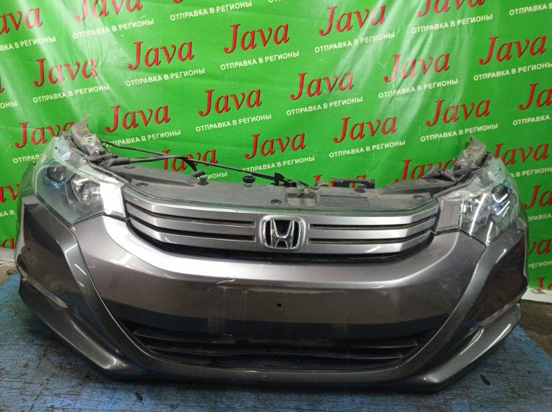 Ноускат Honda Insight ZE2 LDA 2011 передний (б/у) ТУМАНКИ. КСЕНОН. ПОД А/Т.