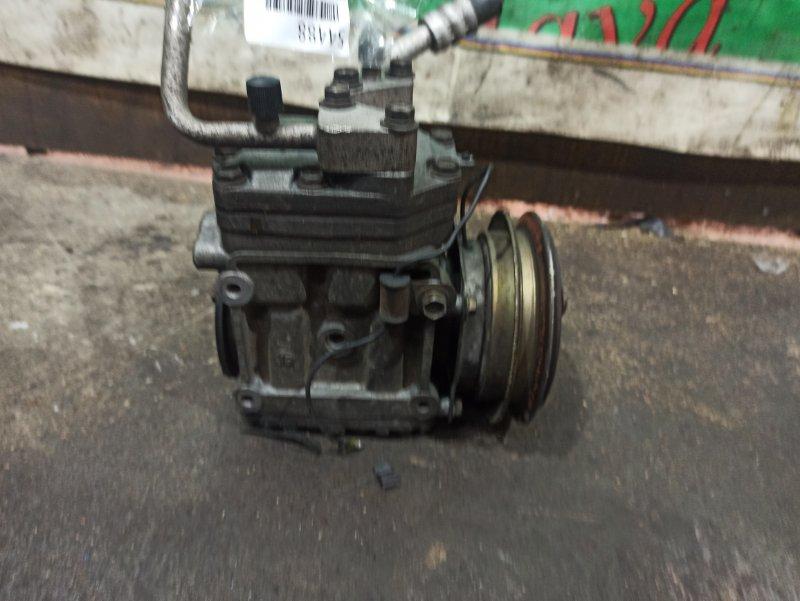 Рефкомпрессор Nissan Diesel CM89 FE6 1993 (б/у) 24V. 2 ПОРШНЯ.1993 ГОД.