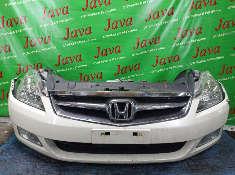 Ноускат Honda Inspire UC1 J30A 2003 передний (б/у) КСЕНОН. ТУМАНКИ.