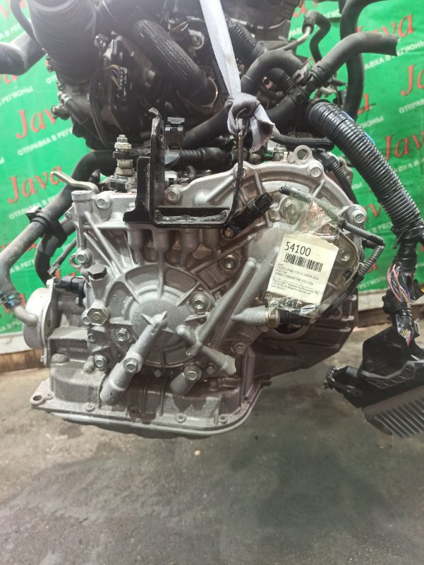 Акпп Toyota Spade NCP141 1NZ-FE 2014 (б/у) ПРОБЕГ-27000КМ. 2WD. K312-02A