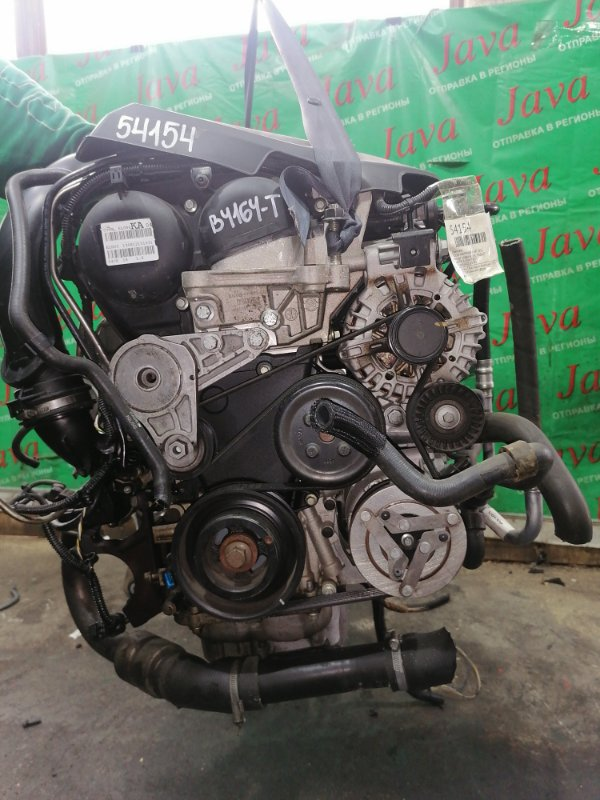 Двигатель Volvo V60 FW48 B4164T 2012 (б/у) ПРОБЕГ-52000КМ. 2WD. +КОМП.  ПОД А/Т. СТАРТЕР В КОМПЛЕКТЕ. YV1FW485BD1103592