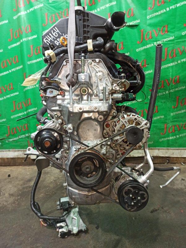 Двигатель Nissan Dayz B43W BR06 2020 (б/у) ПРОБЕГ-11000КМ. 2WD. +КОМП. ПОД А/Т. СТАРТЕР В КОМПЛЕКТЕ.