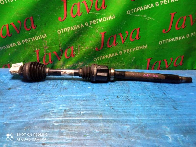 Привод Volvo V60 FW48 B4164T 2012 передний правый (б/у) YV1FW485BD1103592