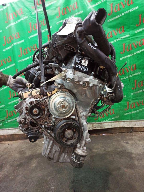 Двигатель Subaru Stella LA150F KF-VET 2020 (б/у) ПРОБЕГ-6000КМ. TURBO. 2WD. ЭЛЕКТРО ЗАСЛОНКА. ПОД А/Т. СТАРТЕР В КОМПЛЕКТЕ.