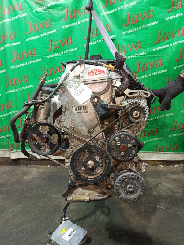 Двигатель Toyota Raum NCZ20 1NZ-FE 2006 (б/у) ПРОБЕГ-57000КМ. 2WD. МЕХ.ЗАСЛОНКА. +КОМП. ПОД А/Т. СТАРТЕР В КОМПЛЕКТЕ.