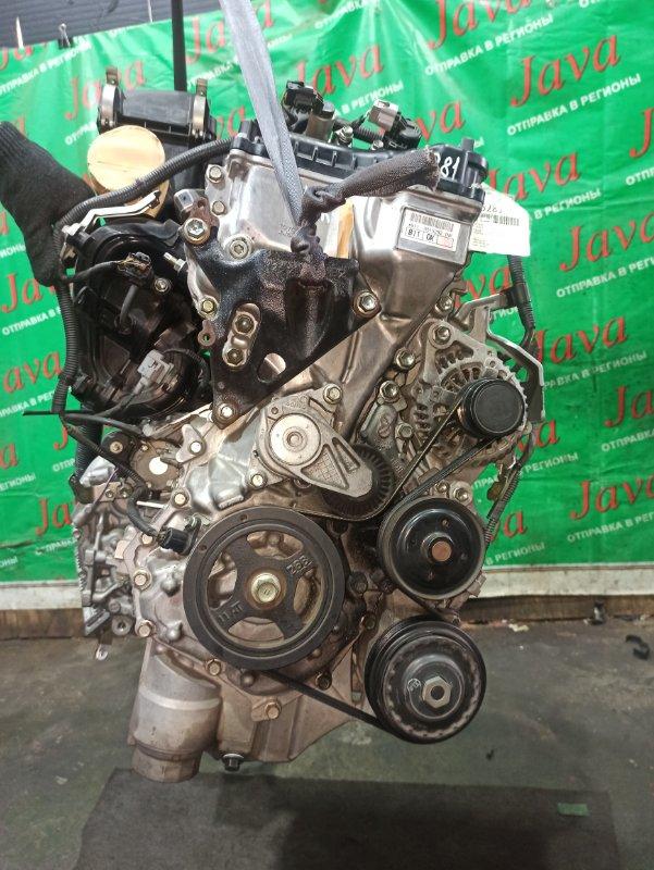Двигатель Toyota Vitz NSP130 1NR-FE 2012 (б/у) ПРОБЕГ-67000КМ. 2WD. +КОМП. ПОД А/Т. СТАРТЕР В КОМПЛЕКТЕ.