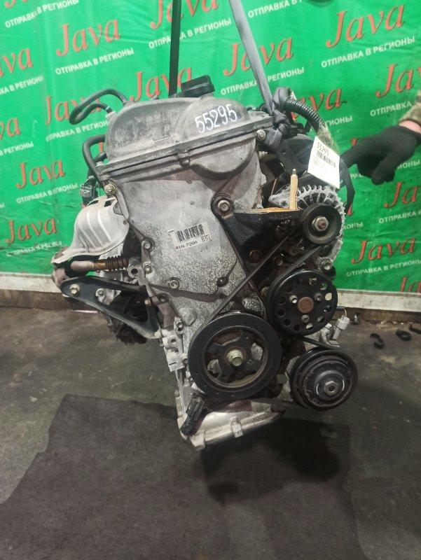 Двигатель Toyota Ractis NCP120 1NZ-FE 2011 (б/у) ПРОБЕГ-45000КМ. 2WD. +КОМП. ЭЛЕКТРО ЗАСЛОНКА. ПОД А/Т. СТАРТЕР В КОМПЛЕКТЕ.