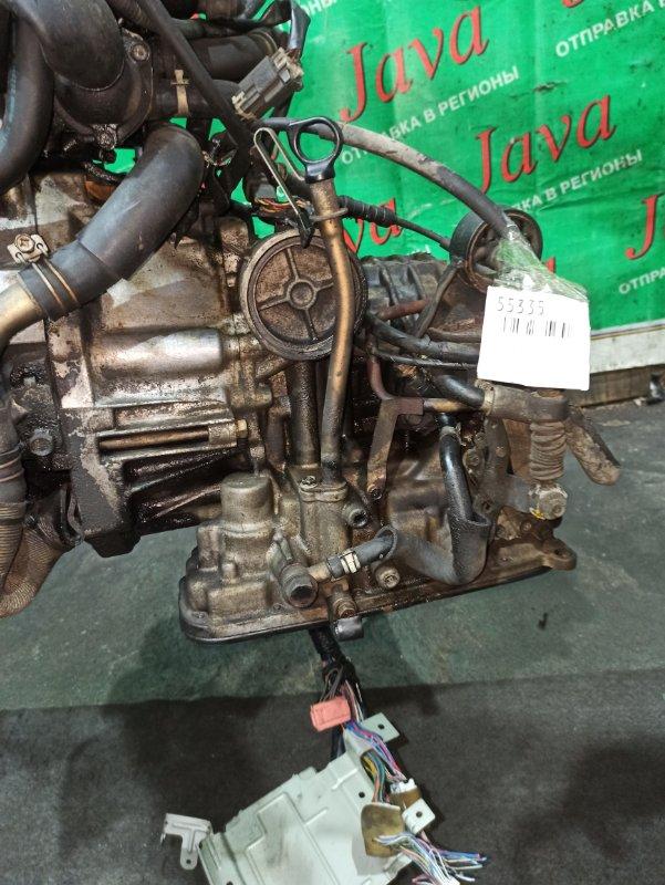 Акпп Nissan Cube Z10 CG13DE 1999 (б/у) ПРОБЕГ-77000КМ. 2WD. 1-Я МОД. RL4F03A FL40