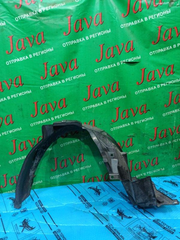 Подкрылок Honda Airwave GJ1 L15A 2007 передний левый (б/у) 74151-SLA-0000