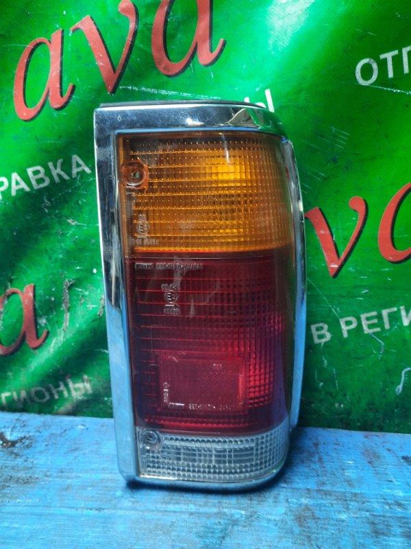 Стоп-сигнал Mazda Proceed UF66M G6 1996 задний правый (б/у) 220-61470. БЕЗ ЛАМПОЧЕК И БОЛТИКОВ