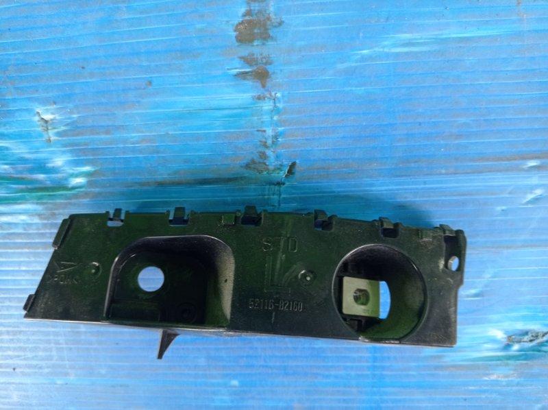 Крепление бампера Daihatsu Mira L275V KF-VE 2011 переднее левое (б/у)