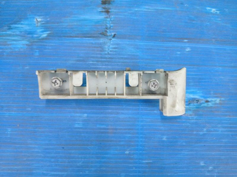 Крепление бампера Nissan Teana J31 VQ23DE 2004 переднее правое (б/у)