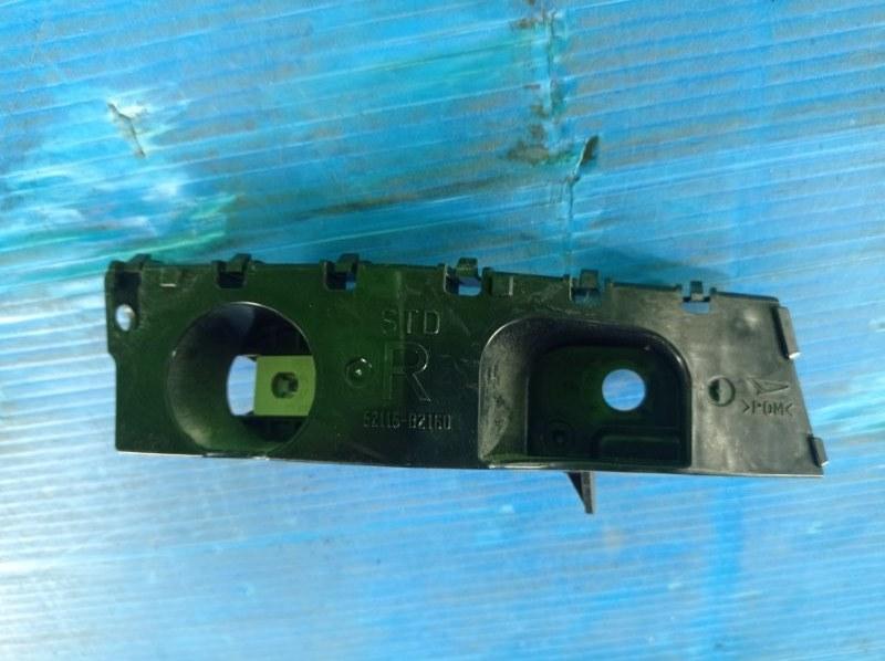 Крепление бампера Daihatsu Mira L275S KF-VE 2007 переднее правое (б/у)