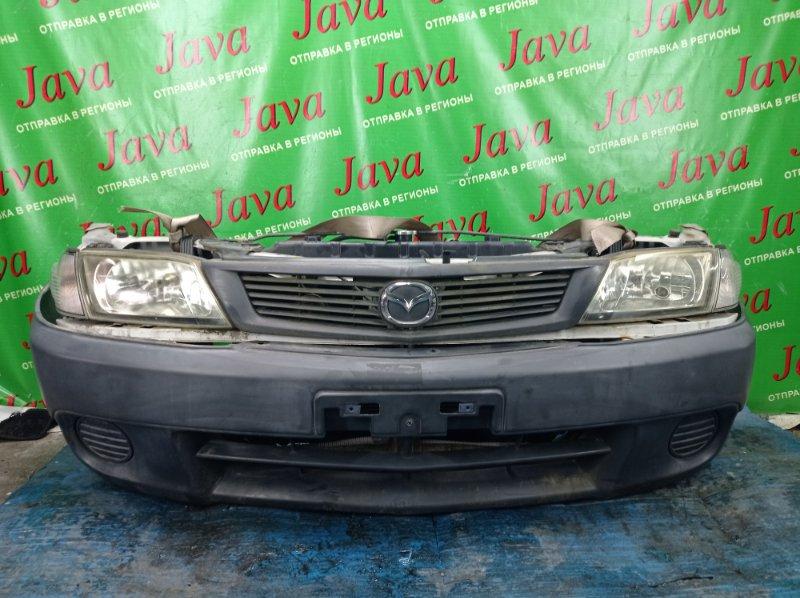 Ноускат Mazda Familia VY11 QG13DE 2006 передний (б/у) ПОД А/Т.
