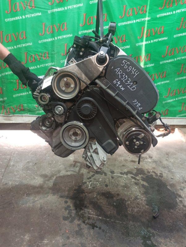 Двигатель Alfa Romeo 147 937A AR32310 2009 (б/у) ПРОБЕГ-67000КМ. 2WD. +КОМП. СТАРТЕР В КОМПЛЕКТЕ. ZAR93700003422353