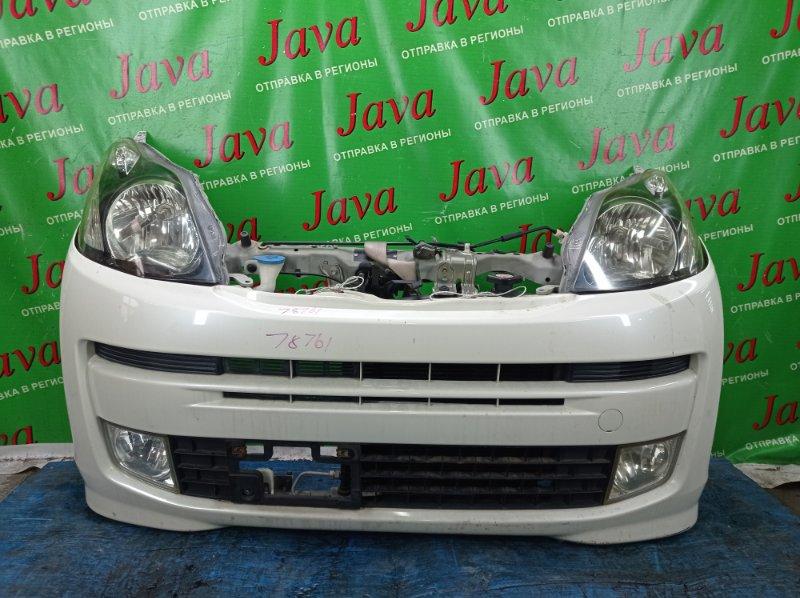 Ноускат Honda Life JC1 P07A 2010 передний (б/у) ФАРЫ ГАЛОГЕН. ТУМАНКИ. ПОД А/Т.