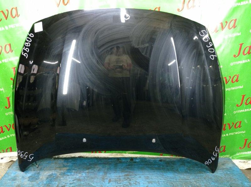 Капот Volvo V60 FW48 B4164T 2012 передний (б/у) ПОТЕРТОСТИ. ТЫЧКА. YV1FW485BD1103592