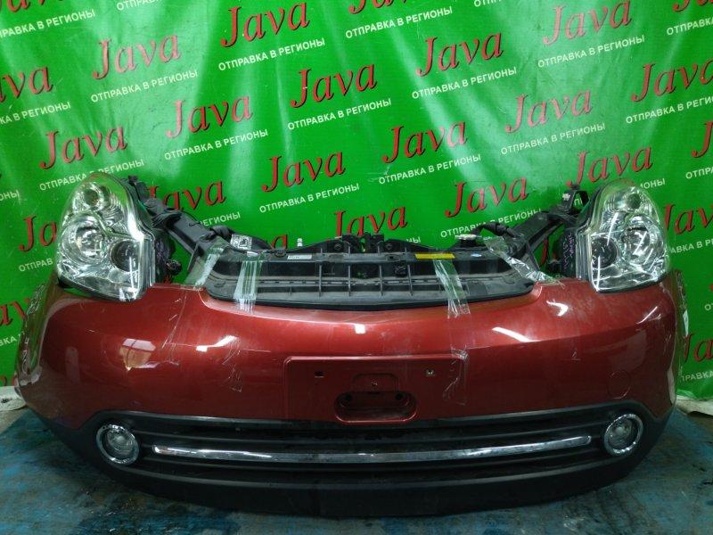 Ноускат Mazda Verisa DC5W ZY 2012 передний (б/у) XENON. ТУМАНКИ. ПОД А/Т