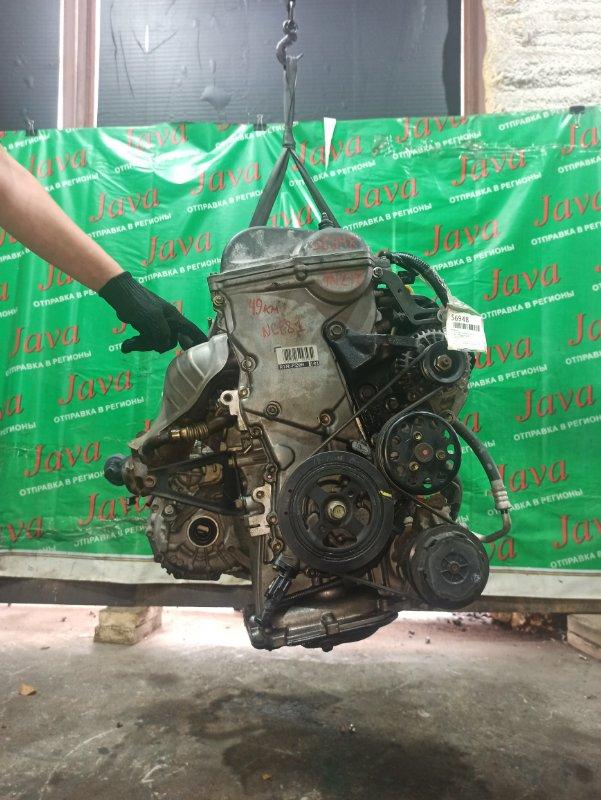 Двигатель Toyota Sienta NCP81 1NZ-FE 2004 (б/у) ПРОБЕГ-49000КМ. 2WD. ЭЛЕКТРО ЗАСЛОНКА. +КОМП. ПОД А/Т. СТАРТЕР В КОМПЛЕКТЕ.