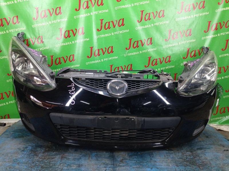 Ноускат Mazda Demio DE3FS ZJ-VE 2010 передний (б/у) ГАЛОГЕН. ПОД А/Т