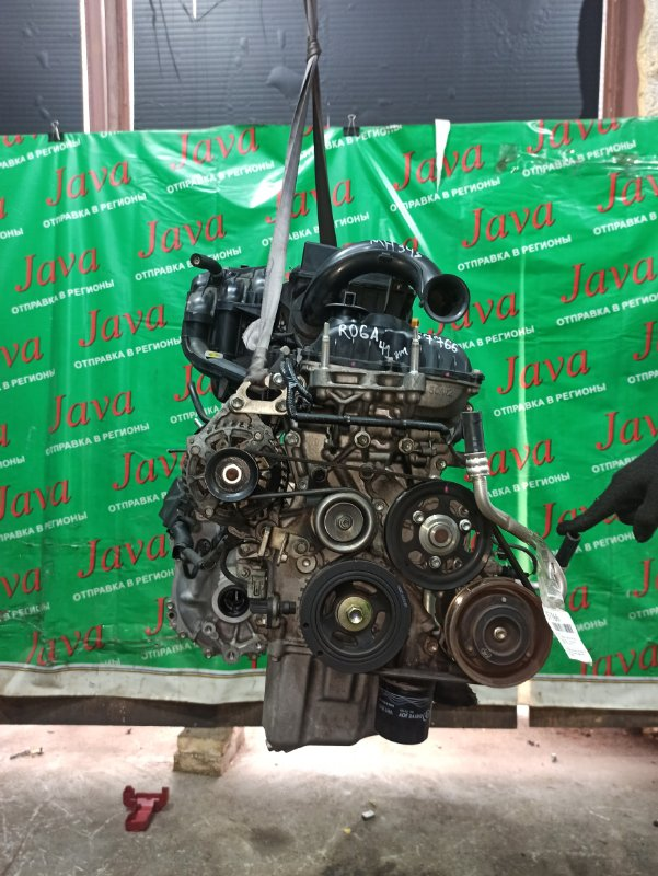 Двигатель Suzuki Wagon R MH34S R06A 2015 (б/у) ПРОБЕГ-41000КМ. 2WD. +КОМП. ПОД А/Т. СТАРТЕР В КОМПЛЕКТЕ.