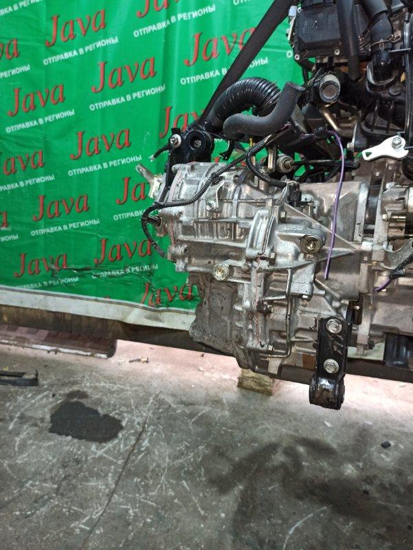 Акпп Toyota Probox NSP160 1NR-FE 2017 (б/у) ПРОБЕГ-28000КМ. 2WD. K411-07A