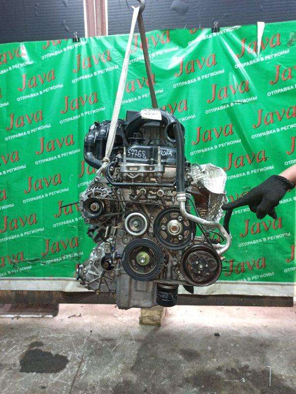 Двигатель Suzuki Wagon R MH34S R06A 2013 (б/у) ПРОБЕГ-42000КМ. 4WD. +КОМП. ПОД А/Т. СТАРТЕР В КОМПЛЕКТЕ.