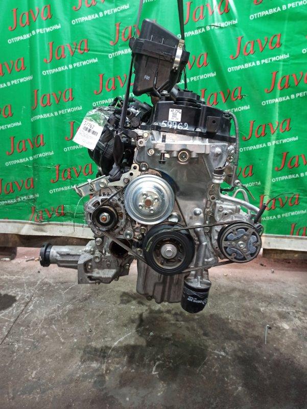 Двигатель Toyota Pixis Epoch LA360A KF-VE6 2018 (б/у) ПРОБЕГ-12000КМ. 4WD. +КОМП. ПОД А/Т. СТАРТЕР В КОМПЛЕКТЕ.