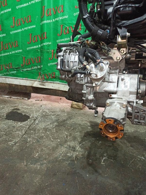 Акпп Toyota Pixis Epoch LA360A KF-VE6 2018 (б/у) ПРОБЕГ-12000КМ. 4WD. ЛОМ ДАТЧИКА