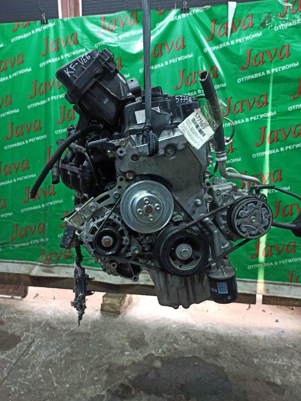 Двигатель Daihatsu Mira E:s LA350S KF-VE6 2018 (б/у) ПРОБЕГ-15000КМ. 2WD. +КОМП. ПОД А/Т. СТАРТЕР В КОМПЛЕКТЕ.