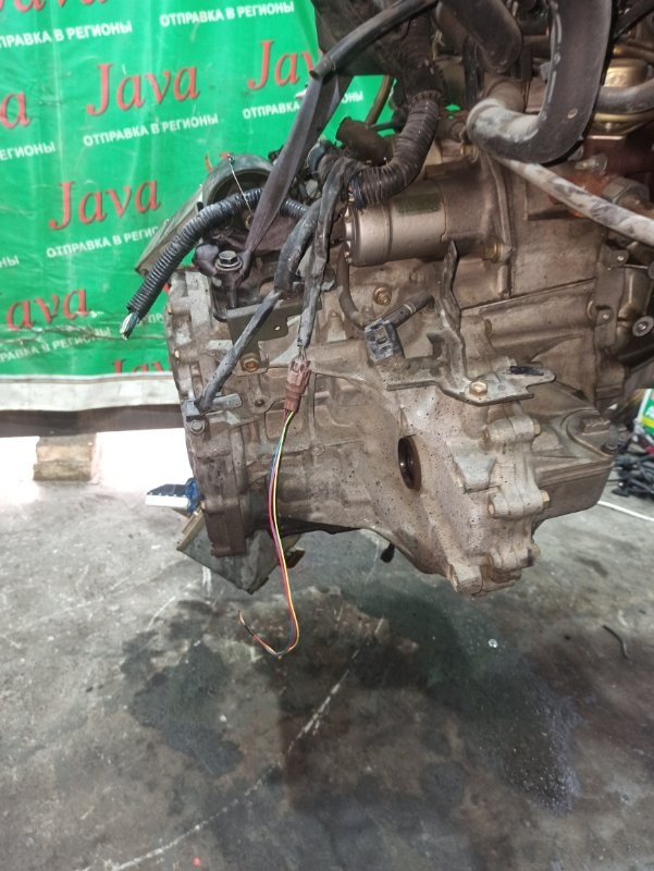 Акпп Nissan Bassara JHU30 VQ30DE 2000 (б/у) ПРОБЕГ-59000КМ. 2WD. RE4F04A FN37. +КОМП.