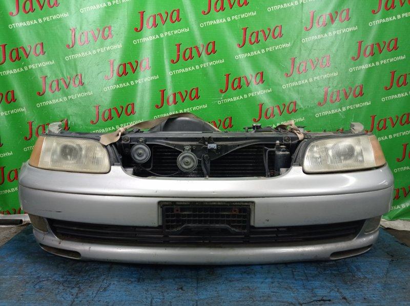 Ноускат Toyota Aristo JZS147 2JZ-GE 1994 передний (б/у) ГАЛОГЕН. ТУМАНКИ. ПОД А/Т