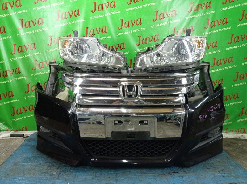 Ноускат Honda Stepwgn RK5 R20A 2011 передний (б/у) SPADA. XENON. ТУМАНКИ.