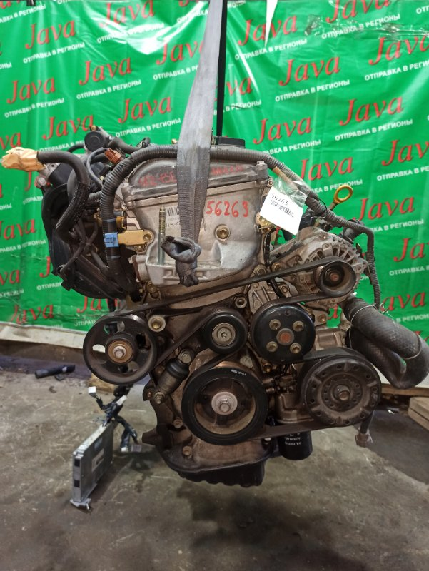 Двигатель Toyota Wish ANE10 1AZ-FSE 2004 (б/у) ПРОБЕГ-52000КМ. 2WD. +КОМП. ПОД А/Т. СТАРТЕР В КОМПЛЕКТЕ.