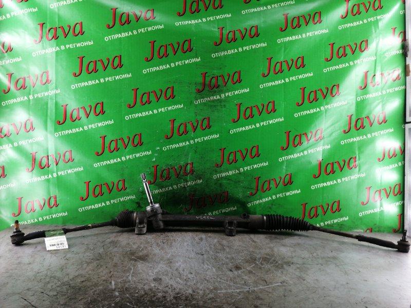 Рулевая рейка Toyota Noah ZRR70 3ZR-FE 2008 передняя (б/у) 2WD. Сухая. ЛЮФТ. ДЕФЕКТ ПЫЛЬНИКА НА НАКОНЕЧНИКИ