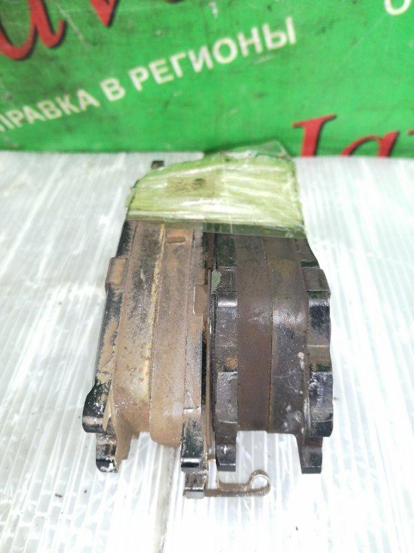 Колодки тормозные Mazda Millenia TA5P KL-ZE 2000 передние (б/у) КОМПЛЕКТ. ЦЕНА УКАЗАНА ЗА КОМПЛЕКТ
