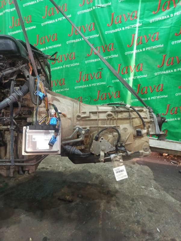 Акпп Bmw 3-Series E46 M54B22 2002 (б/у) ПРОБЕГ-58000КМ. 2WD. 256S1. +КОМП.  WBAET16070NG42275