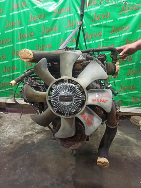 Двигатель Mazda Titan WEFAT HA 1983 (б/у) ПРОБЕГ-53000КМ. 2WD. ПОД М/Т. 24V. ТНВД ПУЧКОВЫЙ. ЕСТЬ ВИДЕО РАБОТЫ. СТАРТЕР В КОМПЛЕКТЕ. ПРОДАЖА БЕЗ МАХОВИКА.