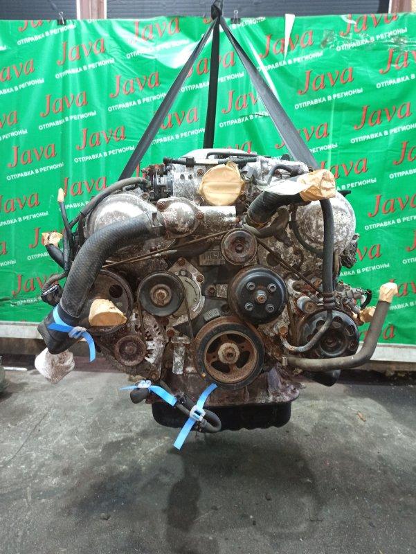 Двигатель Toyota Celsior UCF21 1UZ-FE 1998 (б/у) ПРОБЕГ-76000КМ. 2WD. VVT-I. КОСА+КОМ. ПОД А/Т. СТАРТЕР В КОМПЛЕКТЕ.