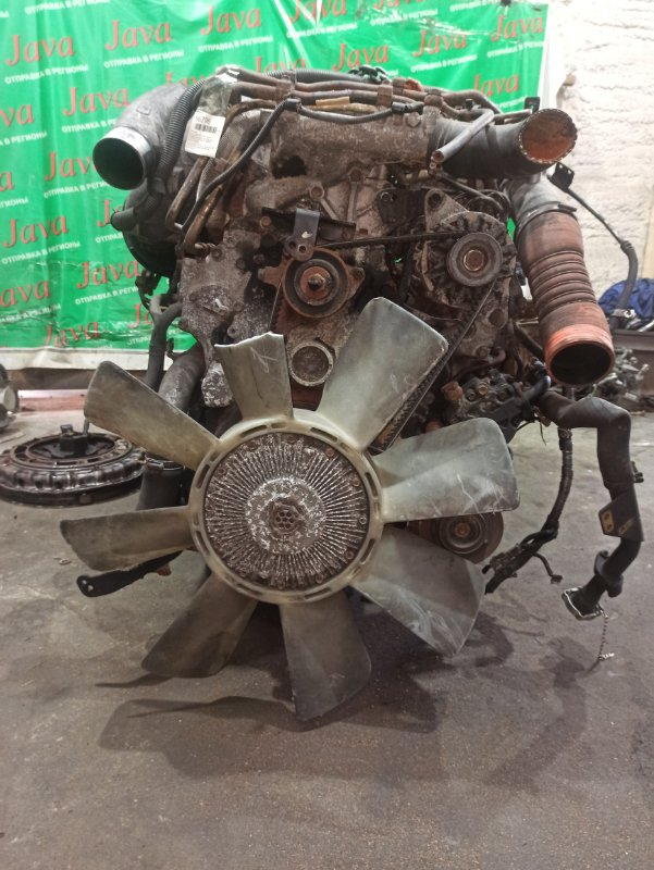 Двигатель Isuzu Giga CYJ51 6WF1-T 2005 (б/у) ПРОБЕГ-263000КМ. 2WD. ПОД М/Т. 1C7. +КОМП. СТАРТЕР В КОМПЛЕКТЕ. ИМЕЕТСЯ ВИДЕО РАБОТЫ.