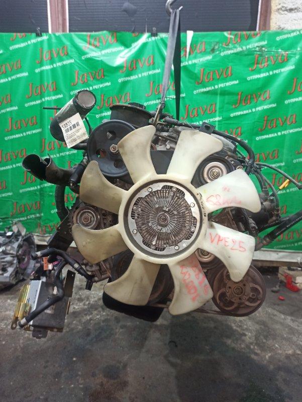 Двигатель Nissan Caravan VPE25 KA20DE 2007 (б/у) ПРОБЕГ-68000КМ. 2WD. +КОМП. ПОД А/Т. СТАРТЕР В КОМПЛЕКТЕ.