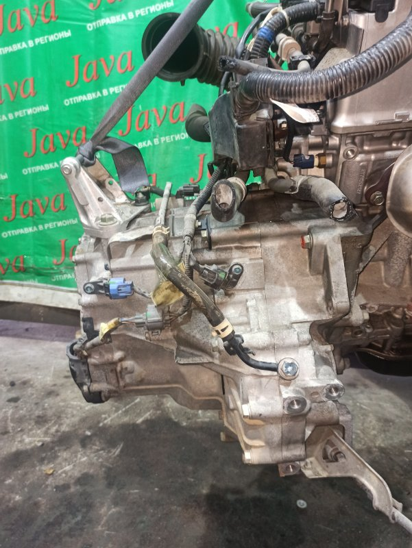 Акпп Honda Stepwgn RG1 K20A 2010 (б/у) ПРОБЕГ-56000КМ. 2WD. 2-Я МОД. MTJA. ЛОМ СОЛЕНОИДОВ.