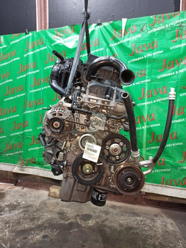 Двигатель Nissan Moco MG33S R06A 2014 (б/у) ПРОБЕГ-22000КМ. 2WD. +КОМП. ПОД А/Т. СТАРТЕР В КОМПЛЕКТЕ.