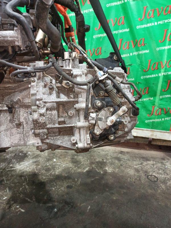 Акпп Toyota Aqua NHP10 1NZ-FXE 2012 (б/у) ПРОБЕГ-59000КМ. 2WD. P510-01A