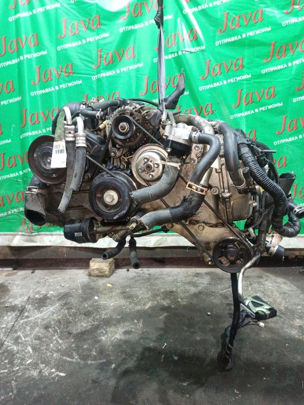 Двигатель Daihatsu Atrai S321G KF-DET 2008 (б/у) ПРОБЕГ-58000КМ. 2WD. КОСА+КОМП. МЕХ.ЗАСЛОНКА. ПОД А/Т. СТАРТЕР В КОМПЛЕКТЕ.