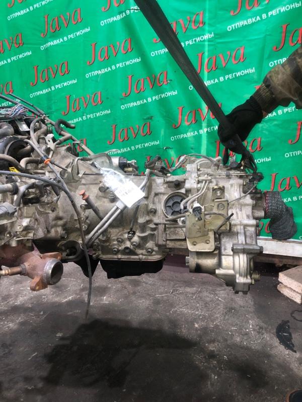 Акпп Daihatsu Hijet S331V KF-VE 2014 (б/у) ПРОБЕГ-59000КМ. 4WD. ДАТЧИК.