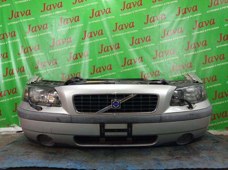Ноускат Volvo S60 RS61 B5244S 2002 передний (б/у) ГАЛОГЕН. ТУМАНКИ. ПОД А/Т. YV1RS61P92216925