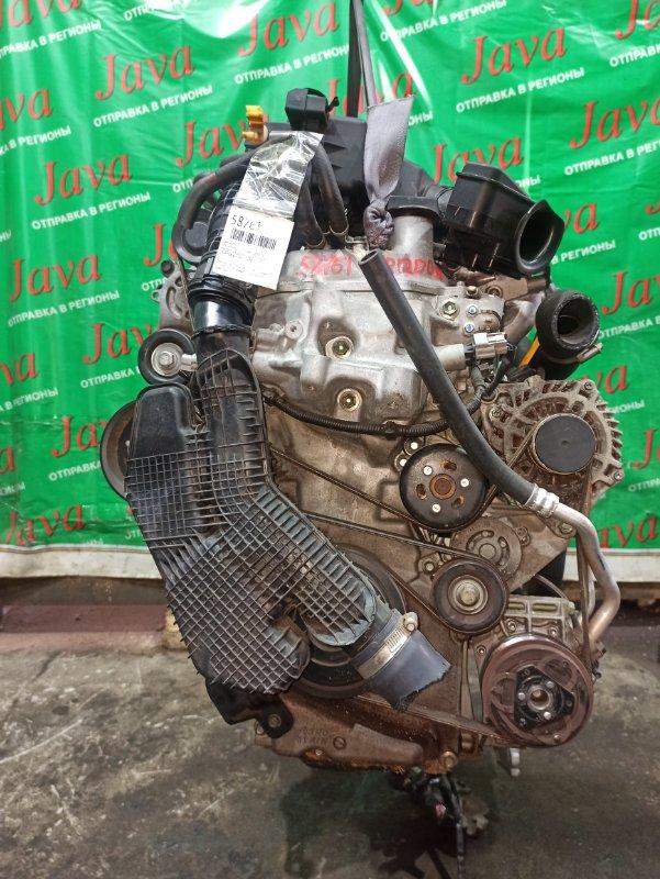 Двигатель Nissan Note E12 HR12DDR 2012 (б/у) ПРОБЕГ-57000КМ. 2WD. +КОМП. ПОД А/Т. СТАРТЕР В КОМПЛЕКТЕ.